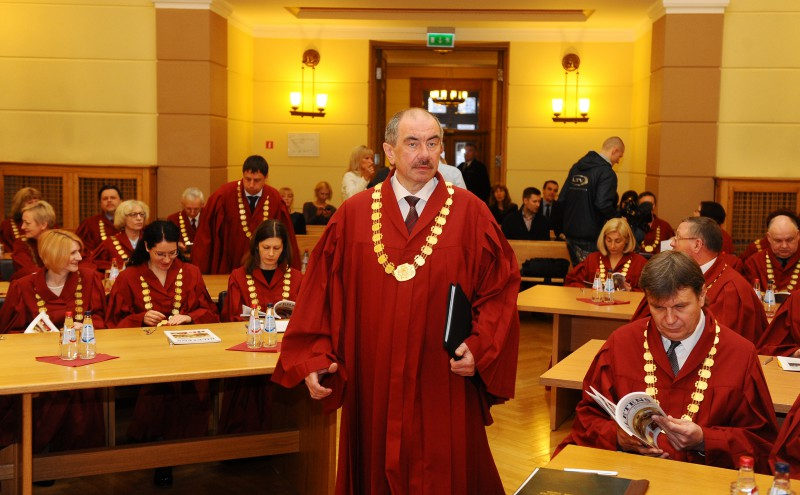 Judges of the Latvian Supreme Court