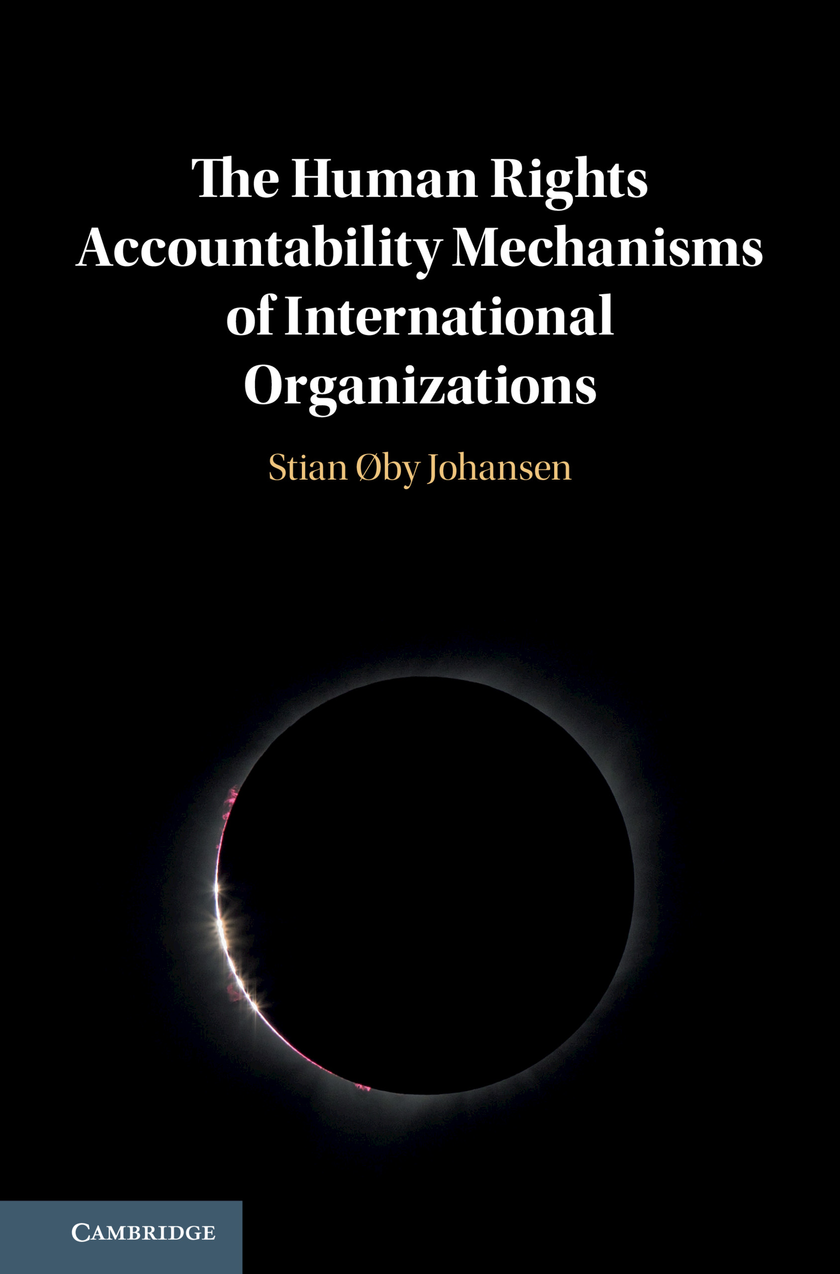 Interested in the accountability of IOs? Read my book!
